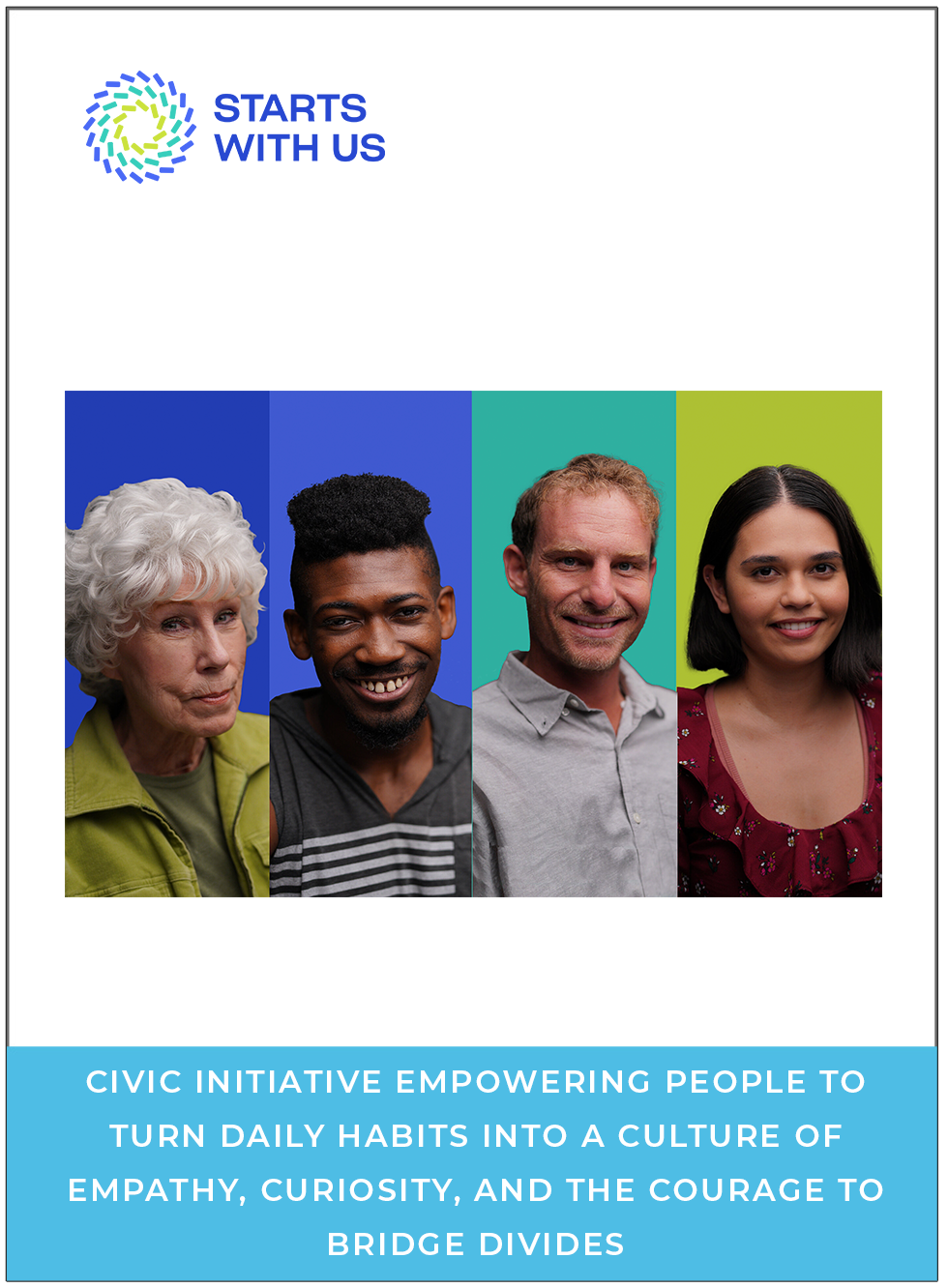 Lubetzky Family Foundation – Philanthropic foundation promoting civil engagement based on empathy, critical thinking, & nuanced discourse